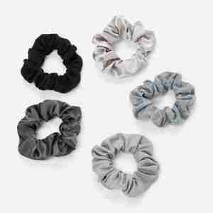 Top Quality Hair Scrunchies 5pcs