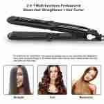 6 Adjustable Modes Hair Straightener Fast Warm-up Ceramic Heating