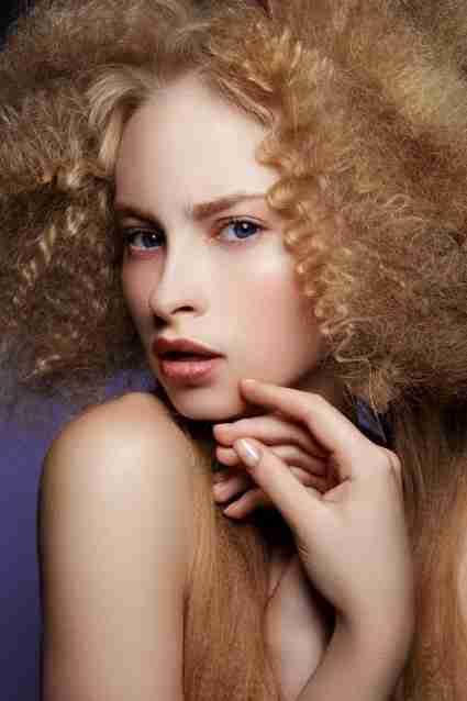 hair colouring techniques such as semi-permanent