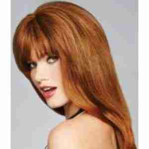 100% Human Hair Bang Top Piece – by Raquel Welch