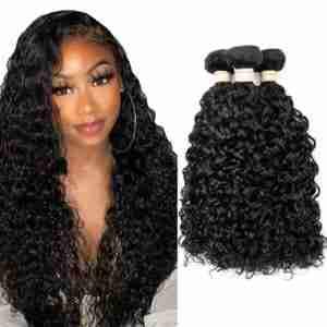 Malaysian Human Hair WHOLESALE Jerry Curl 10A Grade 3/4 Bundles