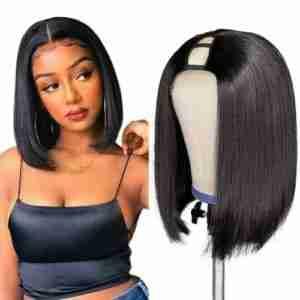 Bob Style Virgin Human Brazilian Hair
